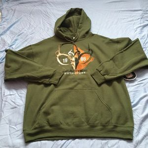 Men's Realtree Outfitters Fleece Pullover Hoodie L